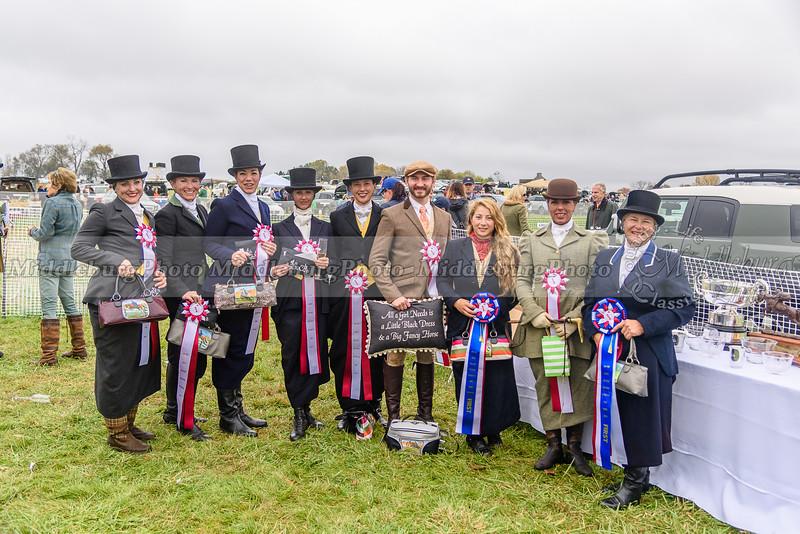 PA Hunt Cup Side Saddle Awards Ceremony