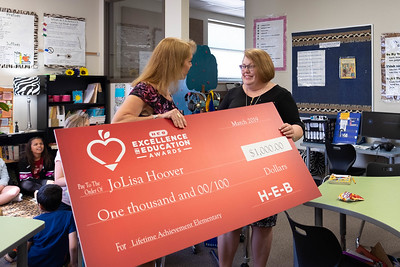 HEB Excellence in Education Awards