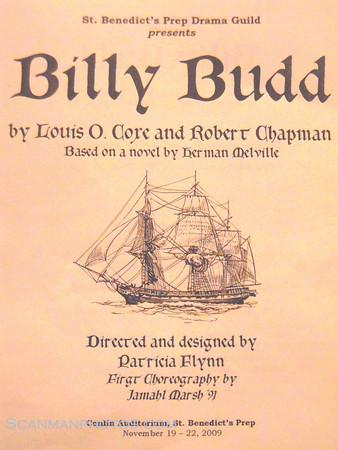 Billy Budd - Fall 2009