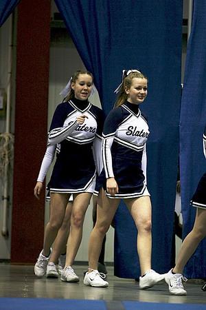 Cheerleading State Championship 2009