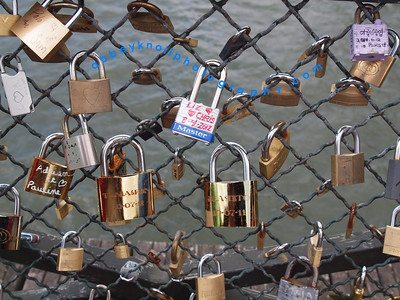 Seine, Locks Bridge & Plage
