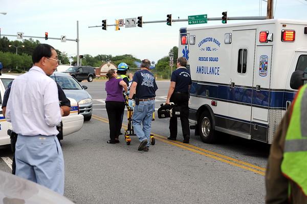 7/20/2010 Pedestrian Struck – Pegg Rd and 235