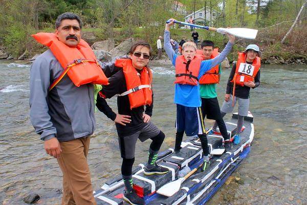 Bridgewater Raft Race, 2017