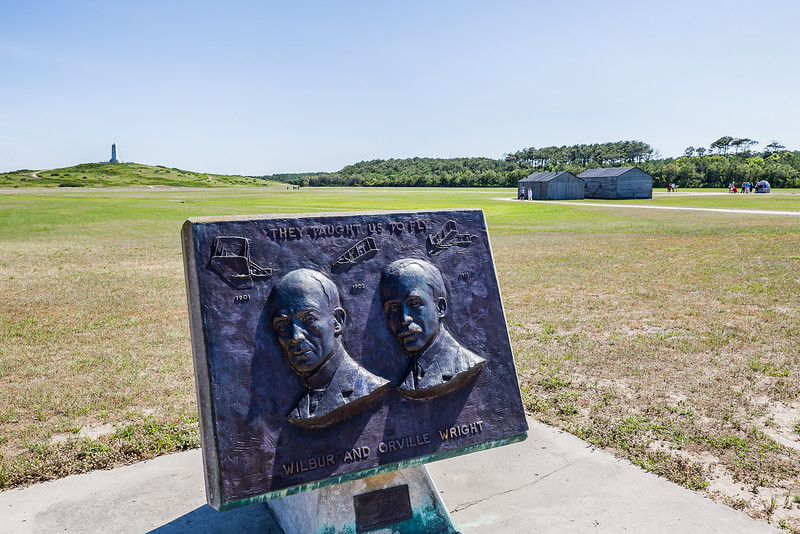 Wright Brothers Memorial - Kill Devil Hills, NC