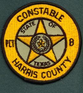 Harris Constable PCT 8