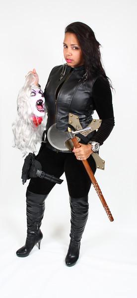 2011 - Betty the Vampire Slayer