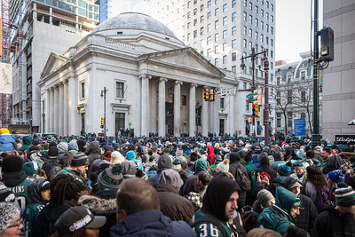 Philadelphia Eagles Superbowl Parade - 2/8/2018