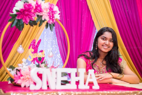 Sneha's Sweet16