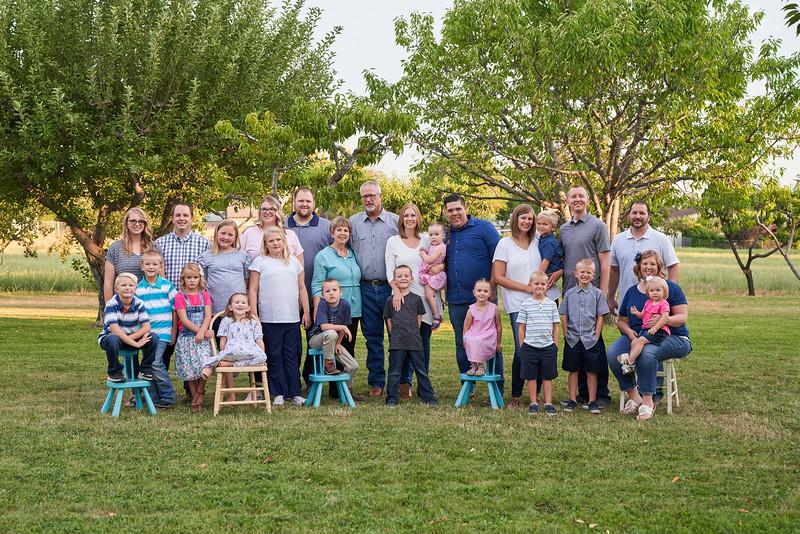 Halladay Family 2018