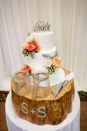 Monroe Wedding - Reception