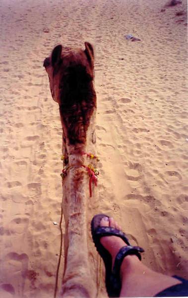 Pushkar, India: February 2002