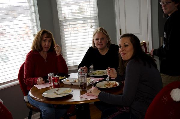 Christmas at Dustin's 2010