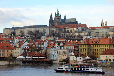 """Cities of Light"" Paris to Prague - Viking River Cruise 2015"