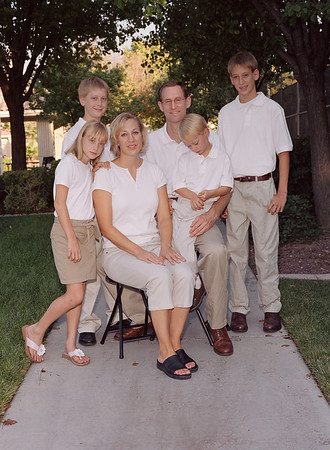 Morris Family 2005