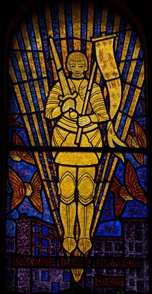 Bonneville-sur-Iton - Joan of Arc (Decorchemont)