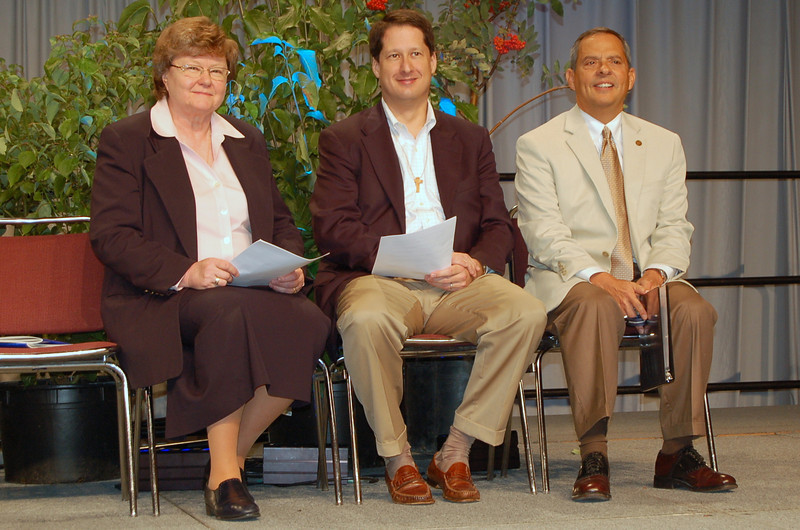 Norma Hirsch, Ryan Schwarz, and Carlos Pena.