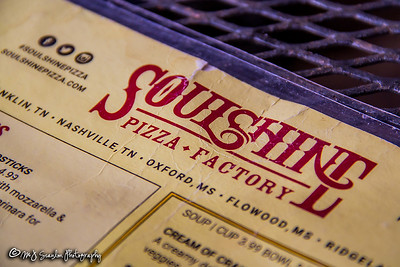 Soulshine Pizza Factory Ride 1-21-17