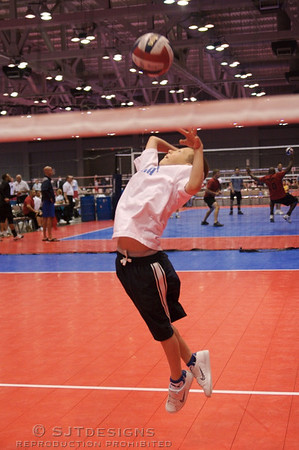 Indoor Volleyball Nationals - Ausitn, TX
