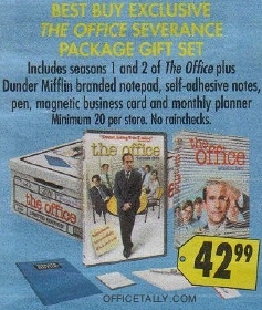 the office best buy ad