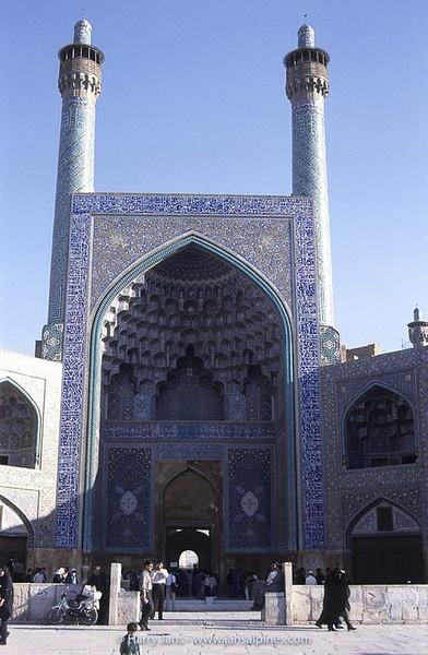 Iman Mosque in Esfahan