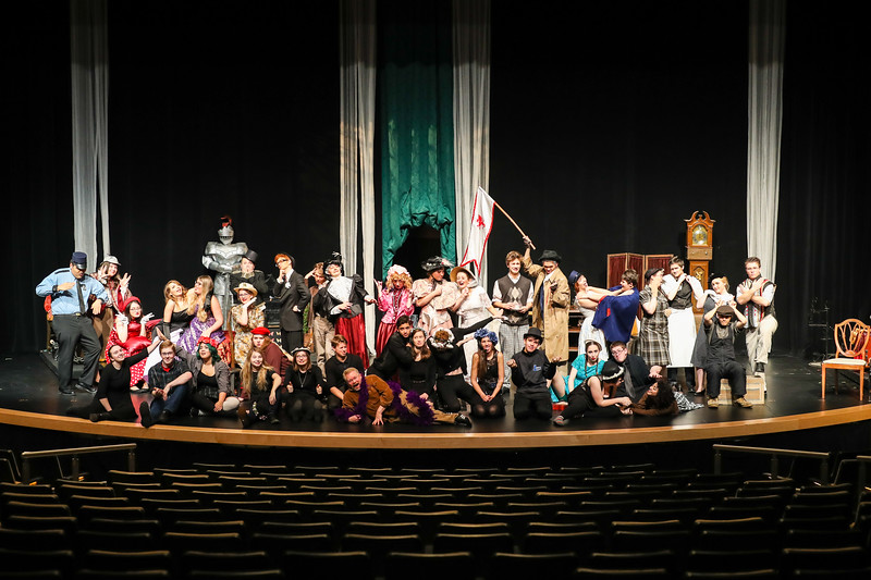 Liberty HS Presents - The Mad Woman of Chaillot