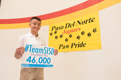 Paso Del Norte 46000 Student