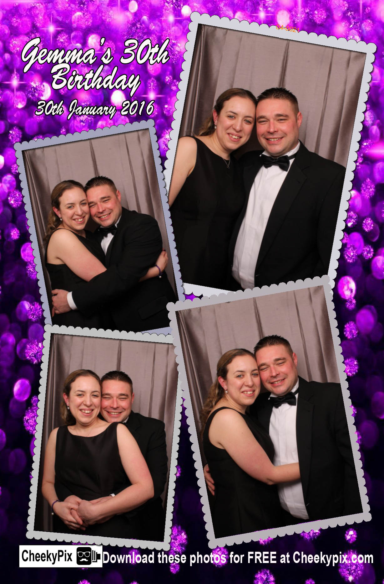 Birthday Party photobooth hire