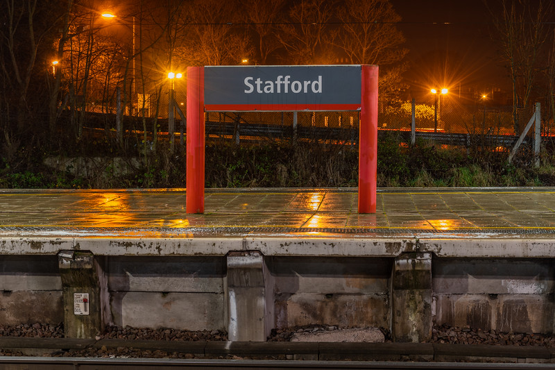 Stafford - Large Running in Board