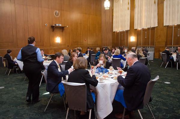 Network Mentor Luncheon 2015