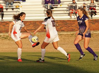 GWU Womens Soccer vs. Western Carolina University