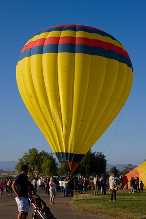 Temecula Wine and Balloon Festival
