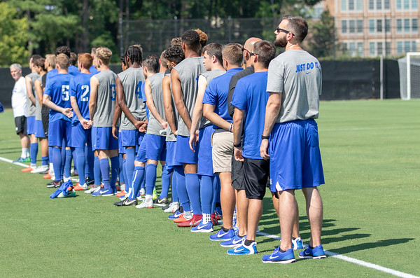 Duke University Mens Soccer 2018-2019