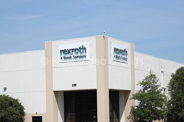 Rexroth Sign