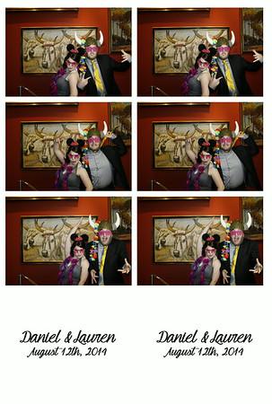 8.12.14 Lauren + Daniel Hyman