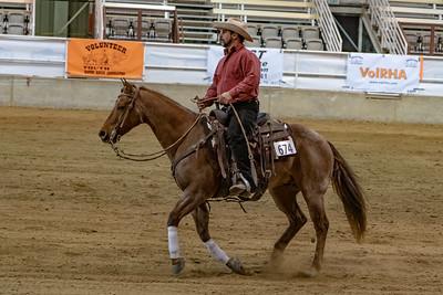 Volunteer Ranch Horse Association - March 16, 2019 - Agricenter
