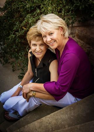 Cheri and Sally