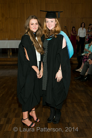 University of Nottingham Geography Graduation July 2014