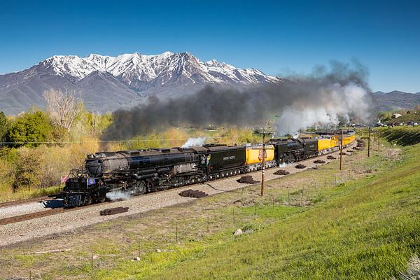 "Union Pacific Steam ""Big Boy"" 4014"