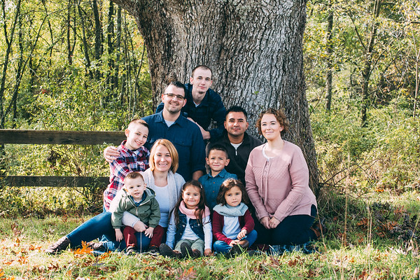 Cacciola/Perez Family Session