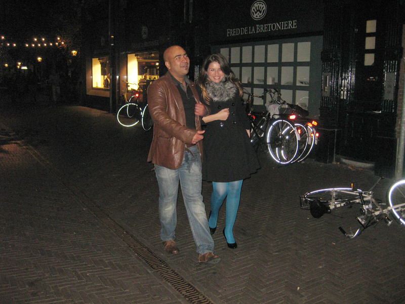 In The Hague