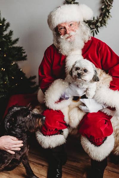 Santa Ronnie Sam