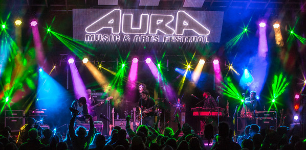 2-14-14 /|\ Aura Music Festival