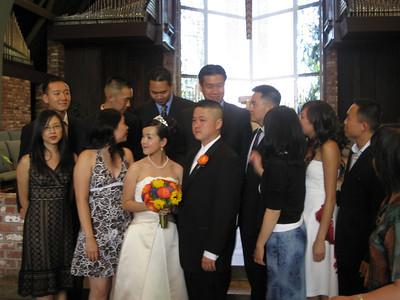 Jenny & Steve's Wedding 6.30.07
