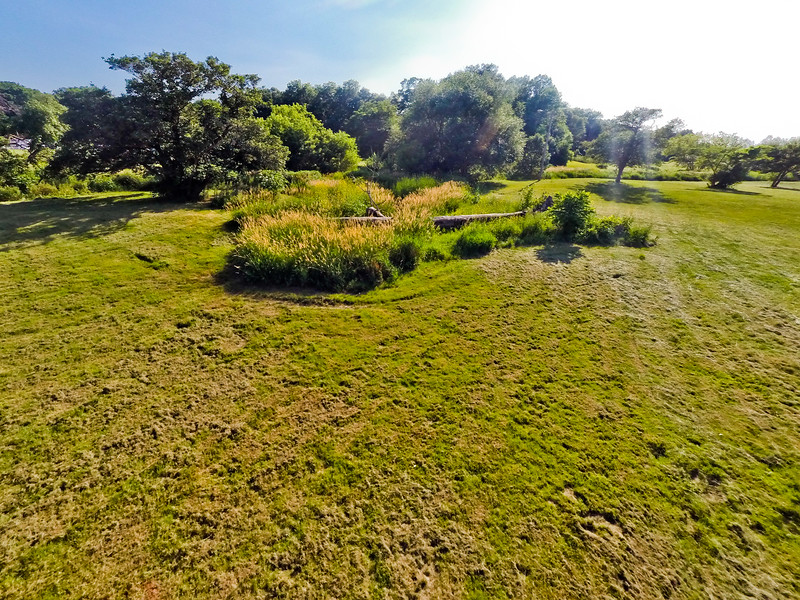 High-noon Summer at the Park 22 : Aerial Photography from Project Aerospace