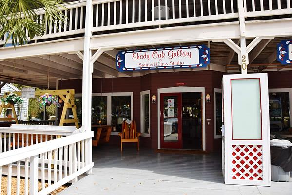Shady Oak Gallery Micanopy