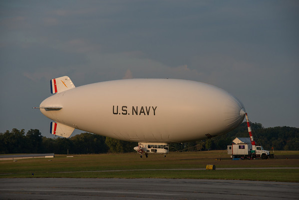Navy Blimp