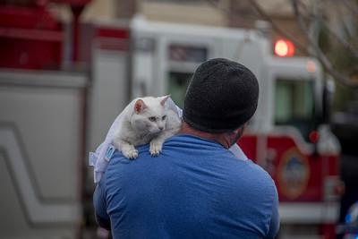 16363 E. Fremont Avenue Fire