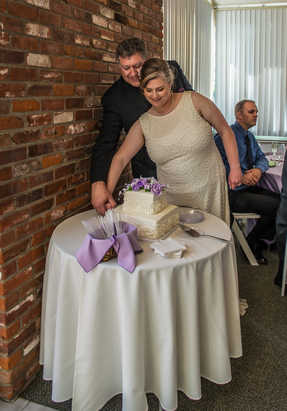ERIN AND BILL RECEPTION