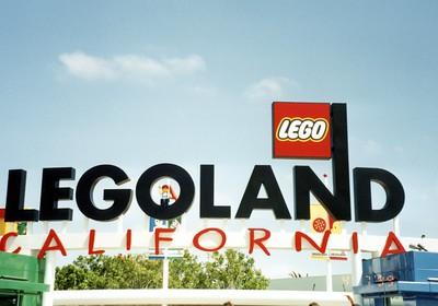 1999/07 - Legoland, San Diego