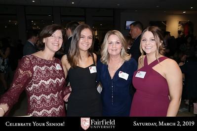 Fairfield University: Celebrate Your Senior! (Social Photography)